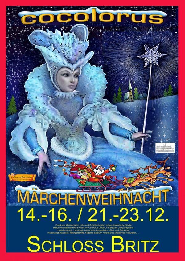 Nordische Märchenweihnacht | cocolorus diaboli