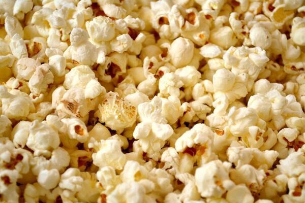 Popcorn | Pixabay