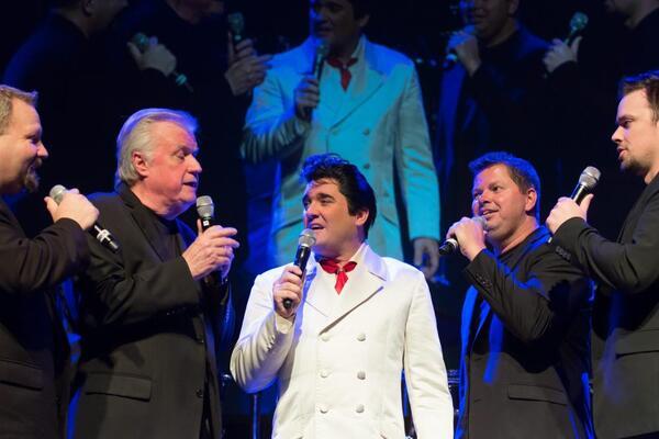 """Elvis – Das Musical""   Stars in Concert"