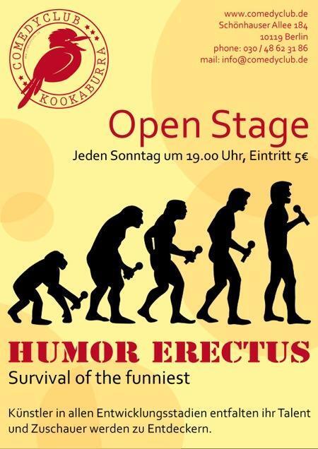 Humor Erectus - Open Stage | Sanjay Shihora