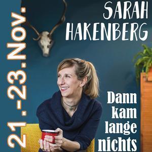 Sarah Hakenberg | Sarah Hakenberg