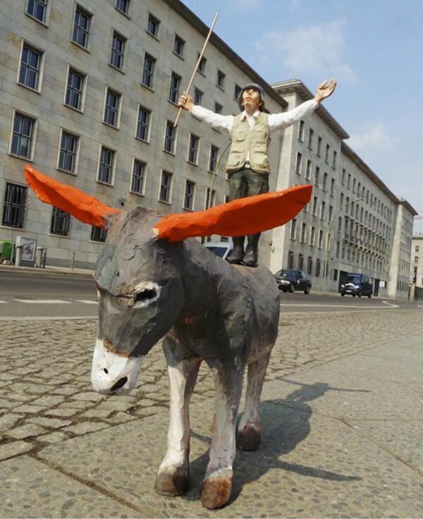 Beuys Esel | Volker März