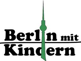 Berlin mit Kindern - Logo | Sabine Hansen