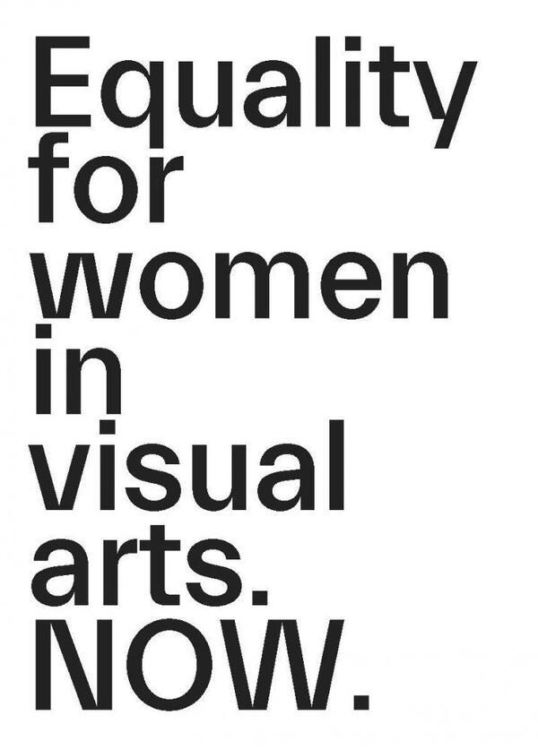 Equality for womenin visual arts. NOW | © Deutscher Künstlerbund e.V., 2019