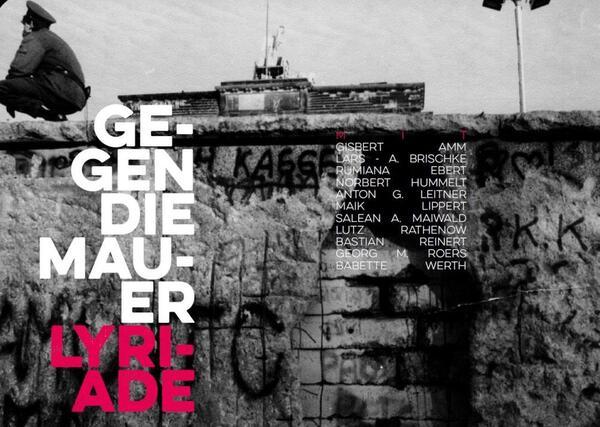 GEGEN DIE MAUER | Anja Matzker