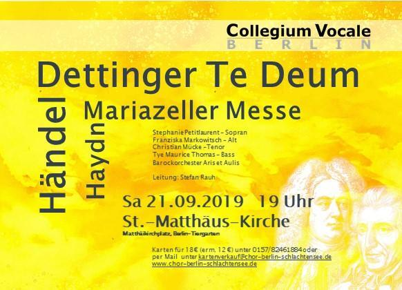 Collegium Vocale Berlin