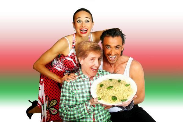 LA FAMIGLIA – Berlins beliebteste musikalische Dinner-Komödie. | Claudio Maniscalco Entertainment
