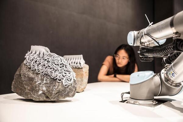 3D-Druck im Futurium Lab   David von Becker
