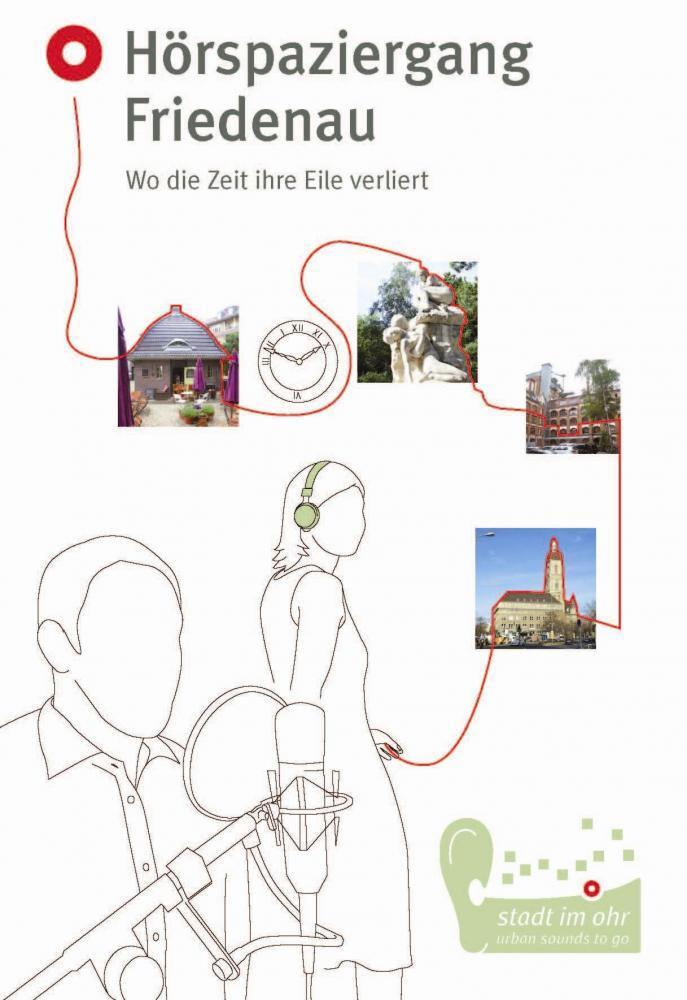 Hörspaziergang Friedenau – Eine Reise durch 15 Dekaden deutscher Geschichte
