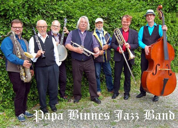 Papa Binnes Jazzband   Papa Binnes Jazzband