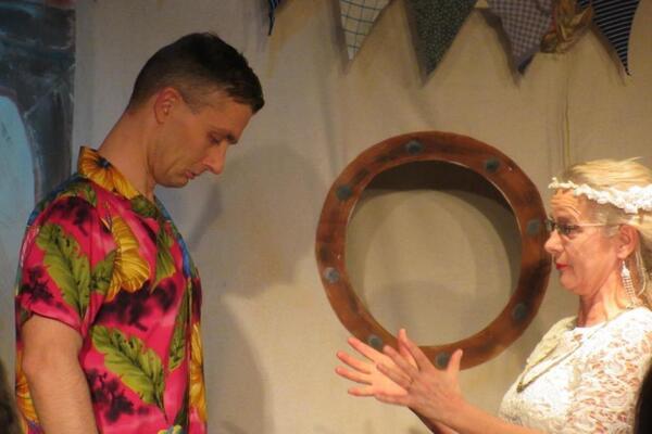 Alfred der Maschinist | theater-coram-publico