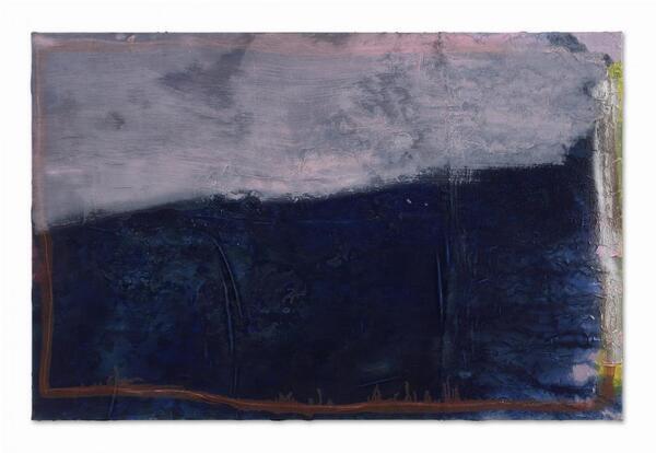 Katharina Schnitzler, no return #1815_rosa vor nacht, 2018   Eric Tschernow