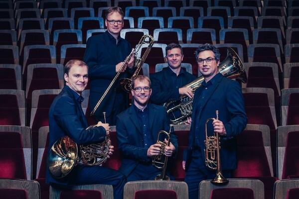 Gewandhaus Brass Quintett | promo