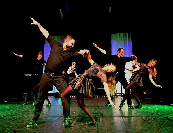 Celtic Rhythms direvt from Ireland