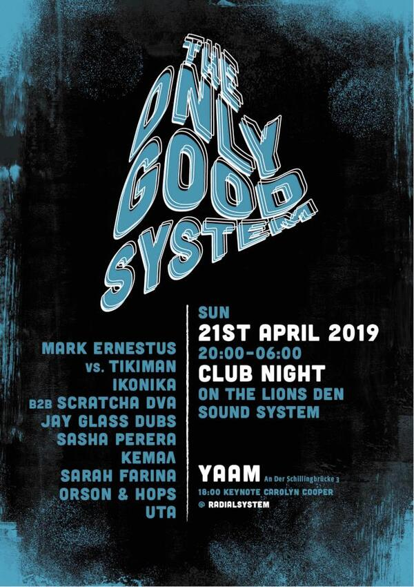The Only Good System | Promo