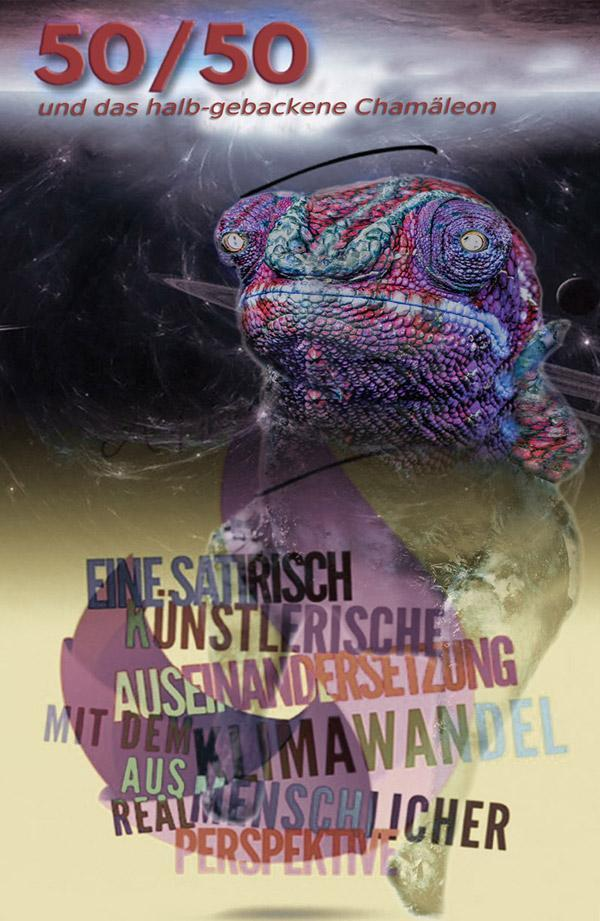 50/50 und das halbgebackene Chamäleon | MoBe Moving Poets Berlin