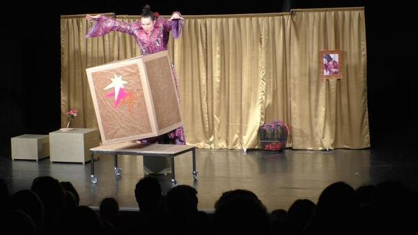 Kindertheater Coq Au Vin 50 | Promo