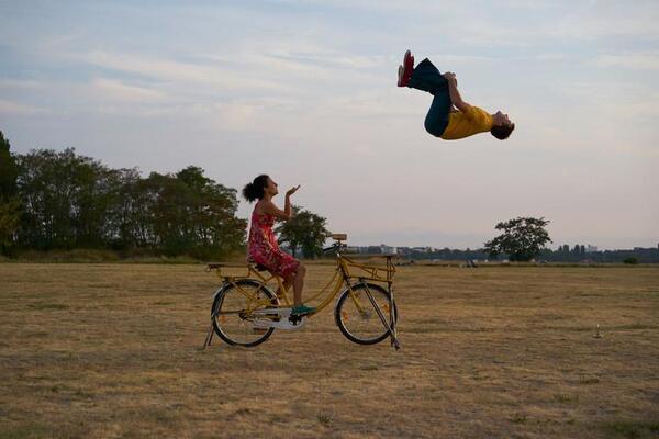 Kindertheater Coq Au Vin 10 | Paula Laufende & Chris Egger