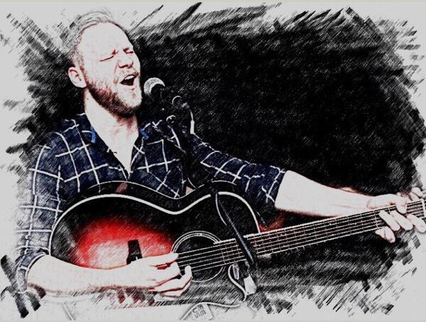 Marius Dierberg + Band - Singer/Songwriter Pop - Support Act: Esther Graf | Marius Dierberg