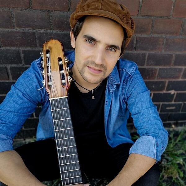 Diego Romero - Lateinamerikanische Musik aus Argentinien   Tamara Pawluk