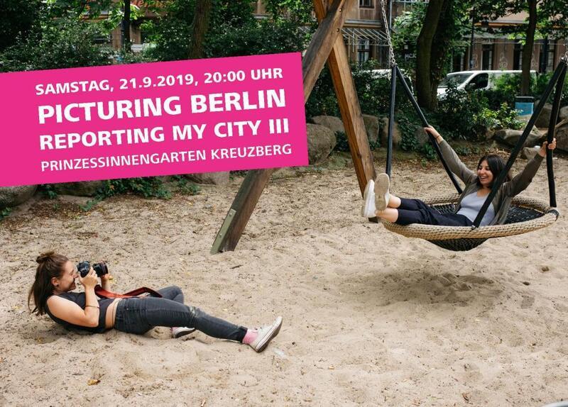 Foto Projekt Picturing Berlin III – Abschlussveranstaltung