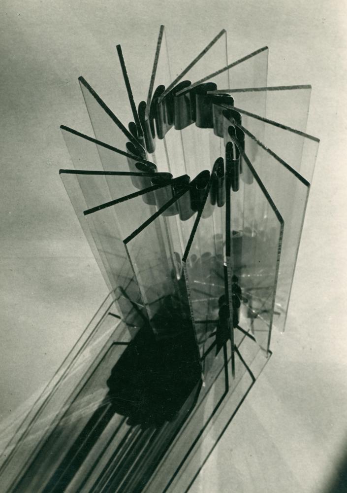 100 Jahre Bauhaus III: Vorkurs Landeskunstschule Hamburg 1930-1933: Fritz Schleifer & Alfred Ehrhardt