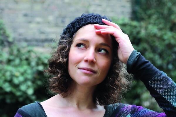 Hübsch, klug und kann boxen: Die russisch-deutsch-jüdische Theaterautorin Marianna Salzmann, 28 – Foto: Lutz Knospe