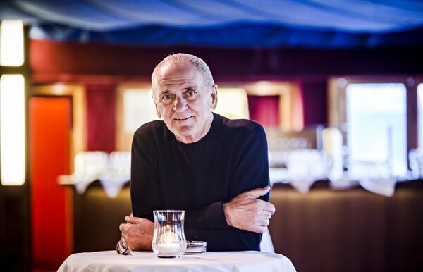 Der Herr der Zelte: Holger Klotzbach - Foto: David von Becker