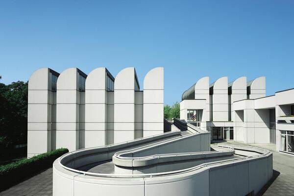 Das Bauhaus-Archiv / Museum für Gestaltung, Berlin Architekten: Walter Gropius, Alex Cvijanovic und Hans Bandel Bauhaus-Archiv Berlin / Foto: Karsten Hintz