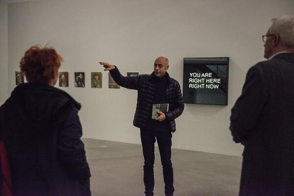 ZITTY ART präsentiert von Priceless Berlin im KINDL – Zentrum für zeitgenössische Kunst - Foto: F. Anthea Schaap